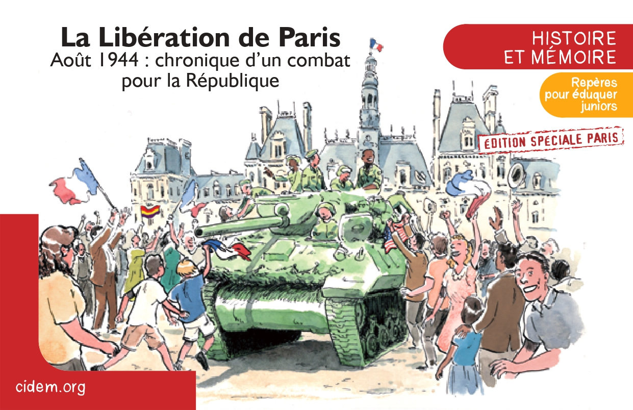 RPE Liberation de Paris
